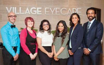 Village Eyecare team